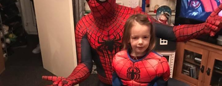 Spider-Man and Edie