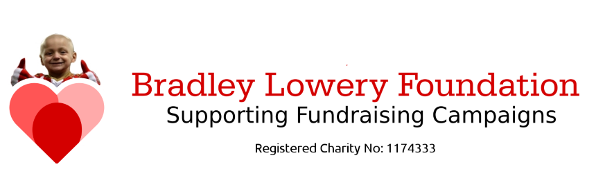 Bradley Lowery Foundation - Supporting Fundraising Campaigns