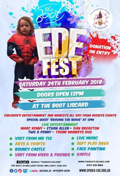 Ede Fest Poster