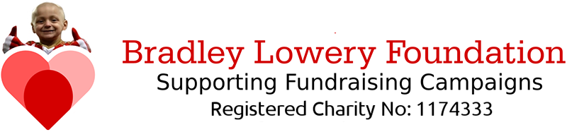 Bradley Lowery Foundation - Supporting Fundraising Campaigns (Registered Charity No: 1174333