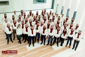Hoerbiger European Sales Team