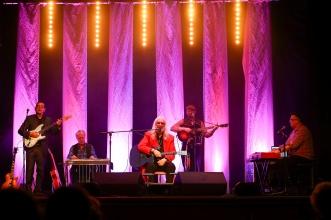 Charlie Landsborough and his band
