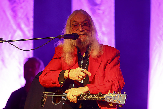 Country Star Charlie Landsborough