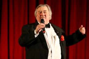 Comedian Tony Barton