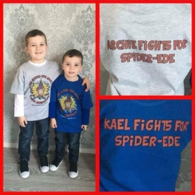 Archie and Kael
