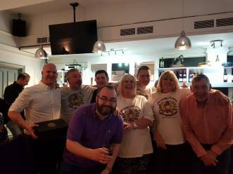Spider-Ede Appeal - Charity Race Night