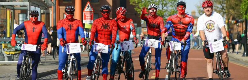The Spider-Riders