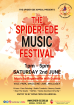The Spider-Ede Music Festival - 2nd June, Vale Park, Wallasey