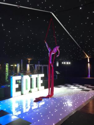 Reach for the Stars - Spider-Ede Birthday Ball